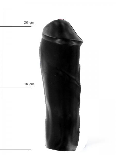 X-Man Anal Dildo(Anal Plug) 21x6cm Schwarz