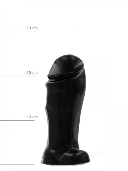 X-Man Anal Dildo(Anal Plug) 22x8cm Schwarz