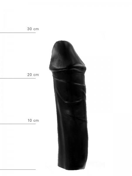 X-Man Anal Dildo(Anal Plug) 28x7,5cm Schwarz