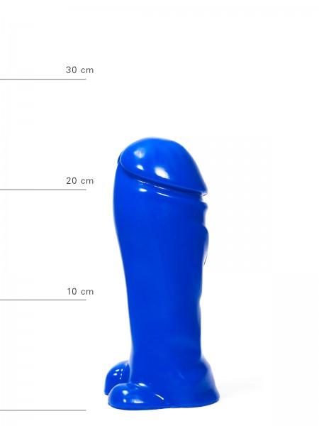 X-Man Anal Dildo 22x8cm Blau
