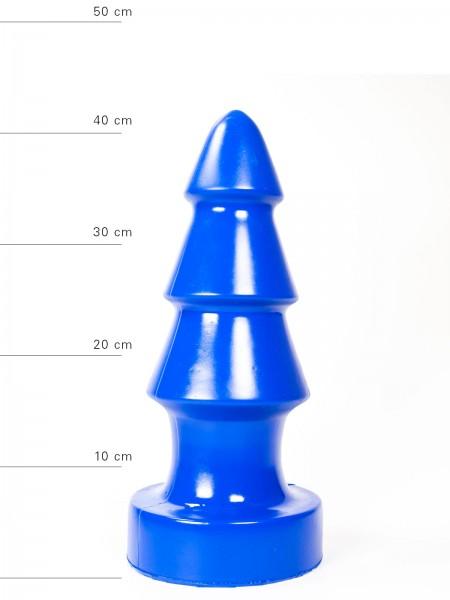 X-Man Extra Grosser Anal Dildo(Anal Plug) 40x14cm Blau