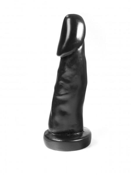 Dark Crystal Riesen Dildo 31x4,1cm schwarz