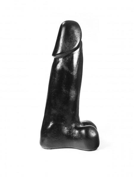 Dark Crystal Riesen Dildo 28x7,2cm schwarz