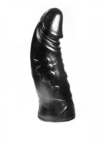 Dark Crystal Riesen Dildo 38x12,1cm schwarz