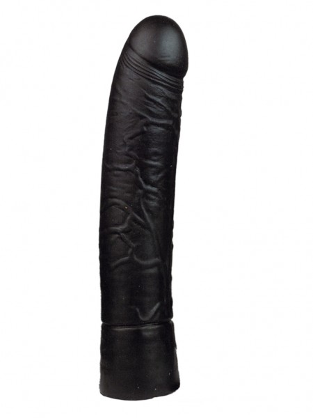 Dildo Medium Boss 18x3,5cm schwarz