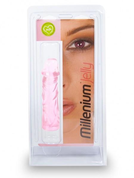 Dildo Bidjou 18,5x4,5cm Pink