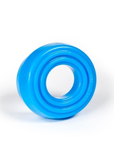 "ZIZI Trichter Cockring ""Accelerator"" blau"