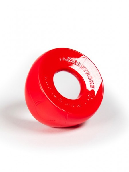 "ZIZI Cock & Ball Ring  ""Powerstroke"" rot"