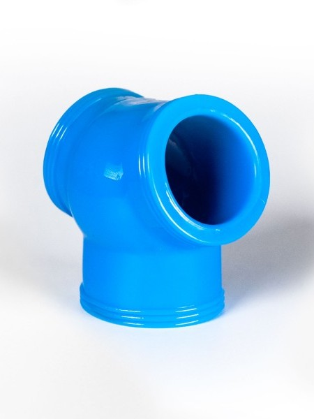 "ZIZI Cockring & Ballstretcher ""Megaman"" blau"