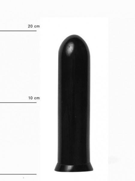 X-Man Anal Dildo 19x14x5cm Schwarz
