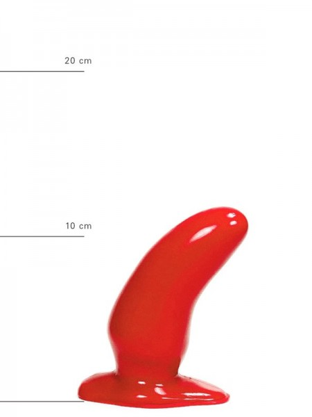 X-Man Anal Dildo(Anal Plug) 13x5cm Rot