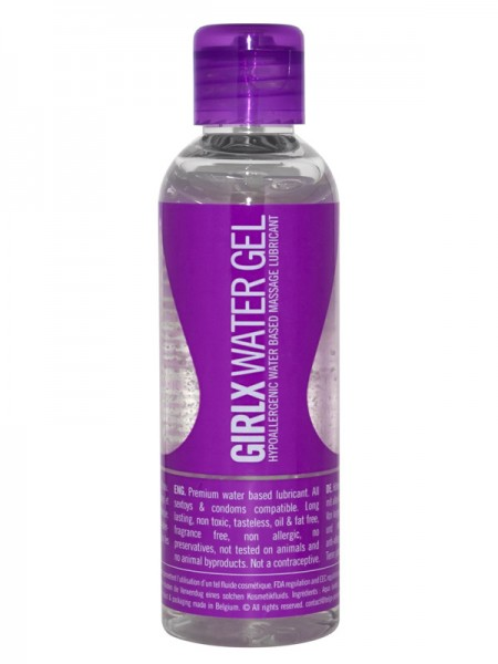 X-Man GirlX Water Gleitmittel 100ml (Wasserbasis)