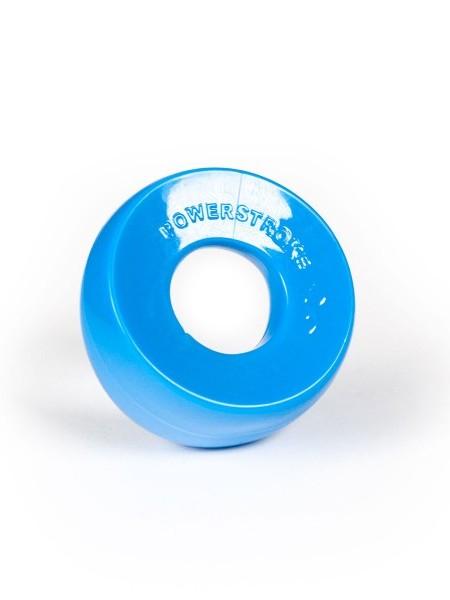 """ZIZI Cock & Ball Ring  """"Powerstroke"""" blau"""