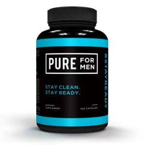 """""""Pure for Men"""" Vegane Ballaststoffe (120 Kapseln)"""