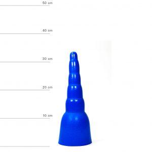 X-Man Anal Dildo 34x11cm Blau