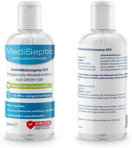 MediSeptic Antiinfektionsspray A 50 (250ml)