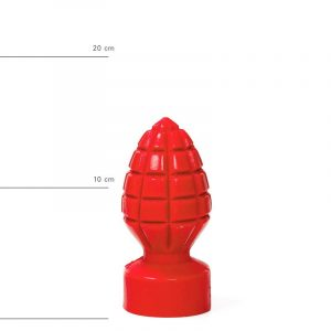 X-Man Anal Dildo(Anal Plug) 15x6cm Rot