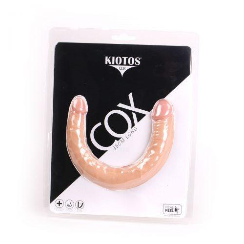 Realistic Flesh Doppel Dildo No.025 (30,0x2,5-3,0cm)